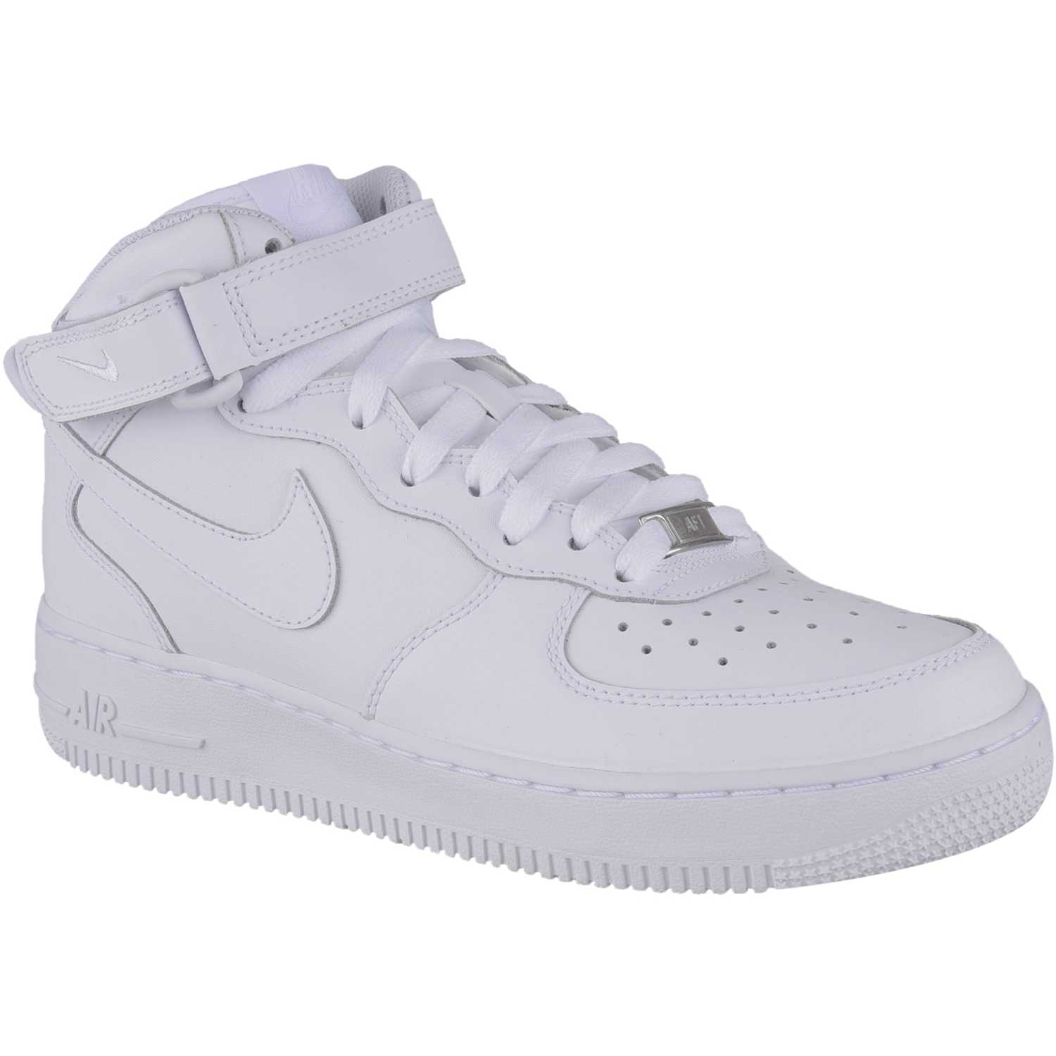 Nike nk air force 1 mid bg Blanco Fitness y Cross-Training