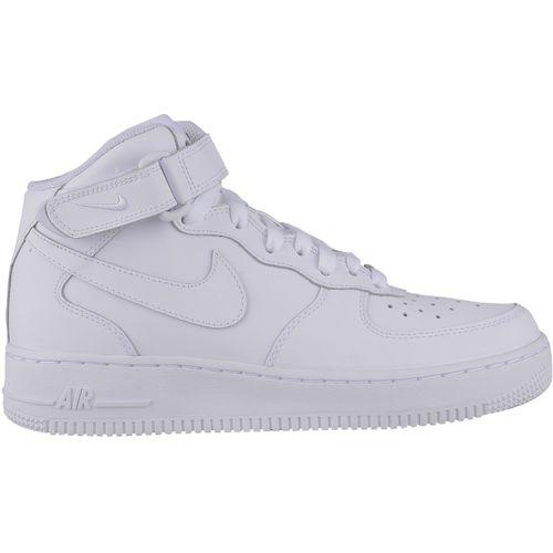 air force 1 mid blanca