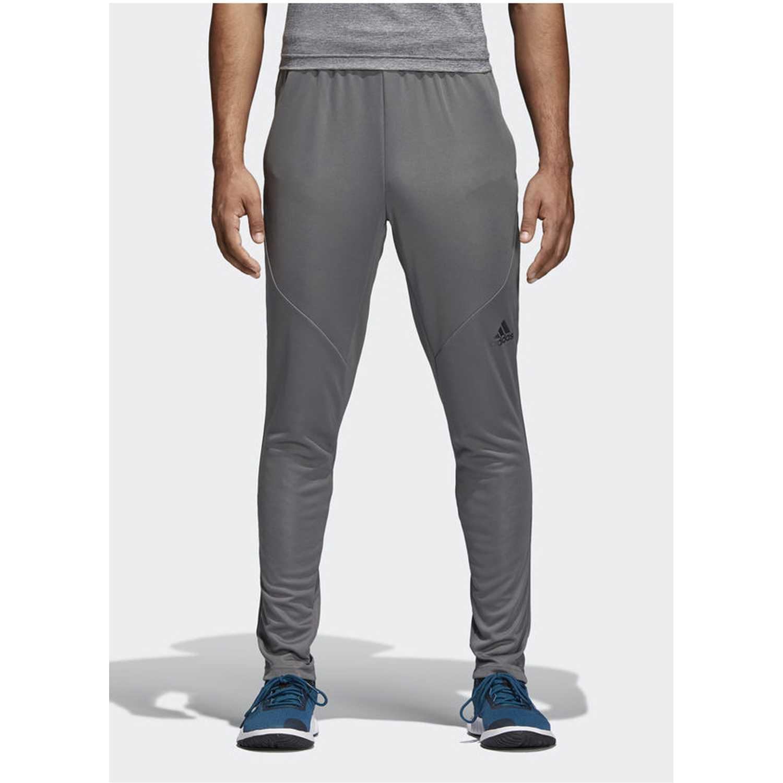 Adidas wo pant clite Gris Pantalones Deportivos
