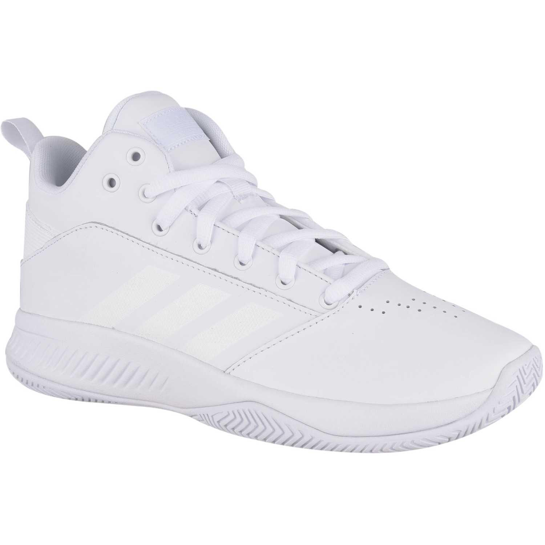 Zapatilla de Hombre adidas NEO Blanco ilation 2.0