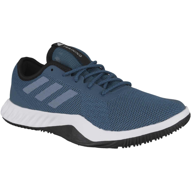 Zapatilla de Hombre Adidas Azul crazytrain lt m