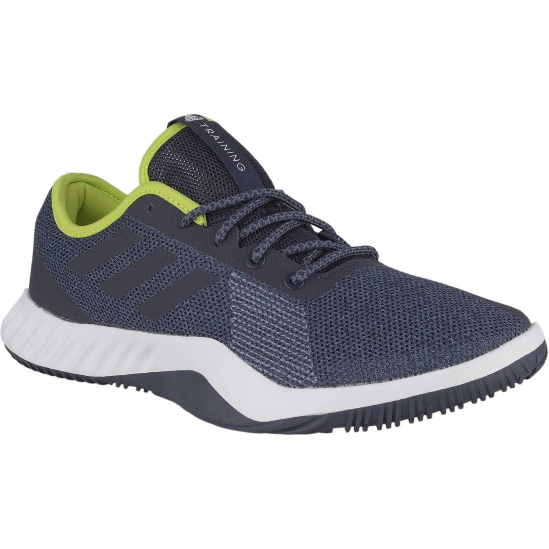 Adidas crazytrain lt m Gris / azul Hombres