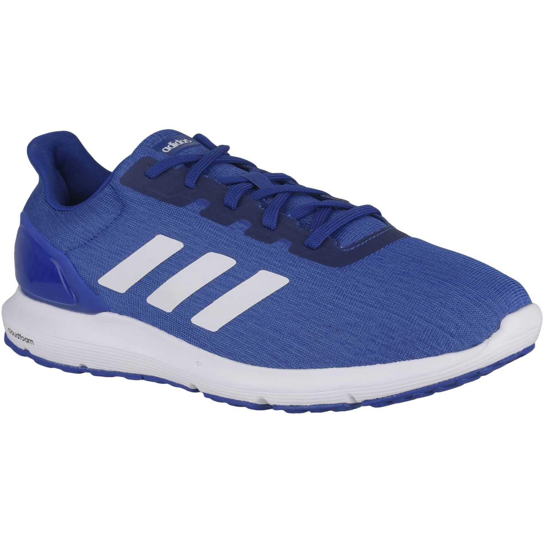 adidas NEO cosmic 2 m Azul / blanco Running en pista