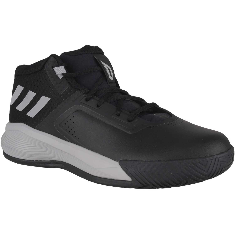Adidas d lillard brookfield Negro / blanco Hombres