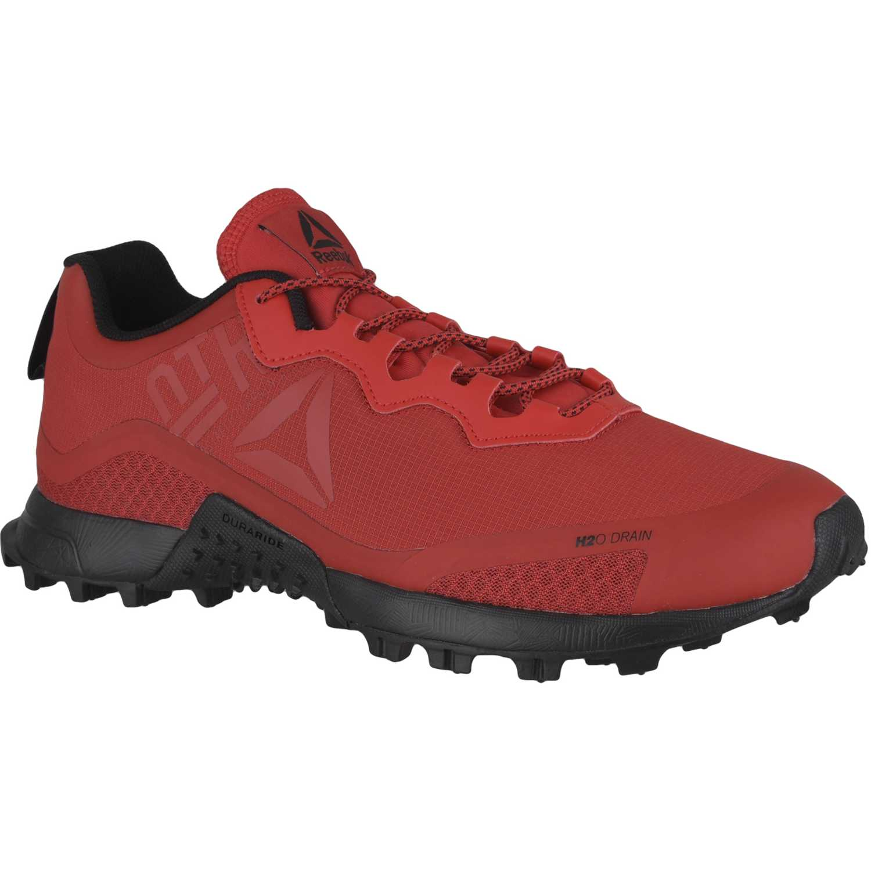 Reebok all terrain craze Rojo negro Calzado hiking