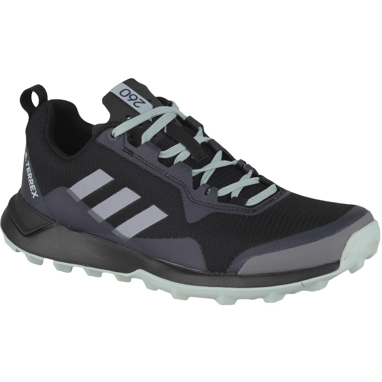 Adidas terrex cmtk w Negro Running en pista