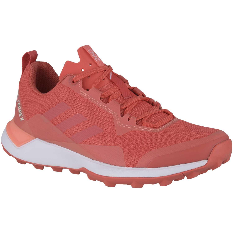 Adidas terrex cmtk w Coral Running en pista