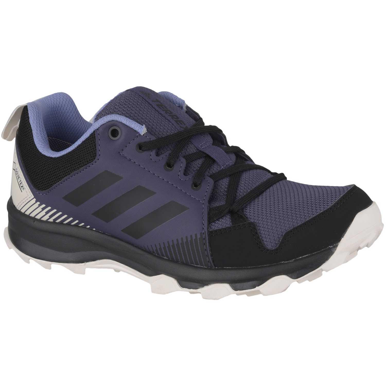 Adidas terrex tracerocker gtx w Gris / blanco Running en pista