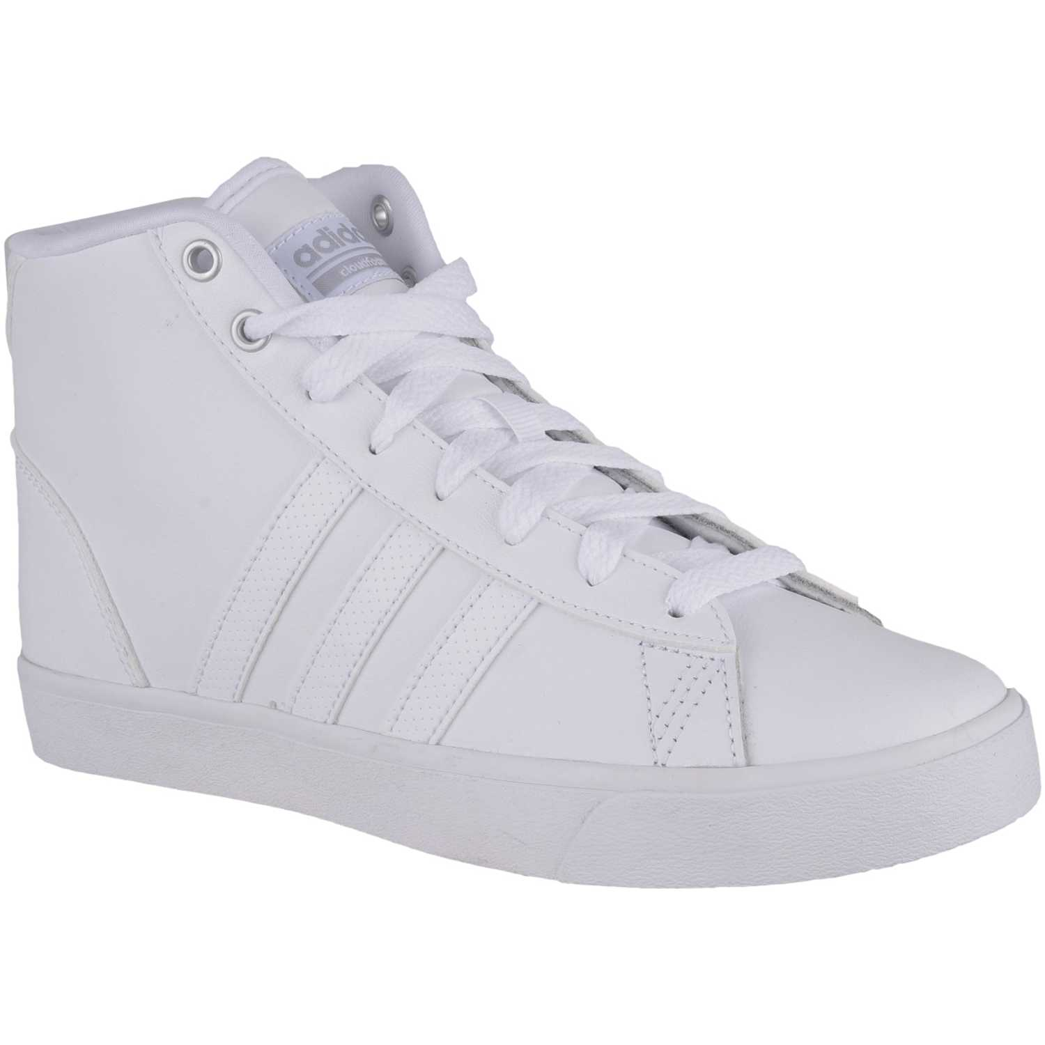 Casual de Mujer adidas NEO Blanco cf daily qt mid w
