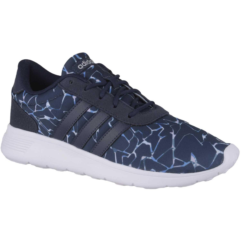 adidas NEO lite racer w Azul Walking