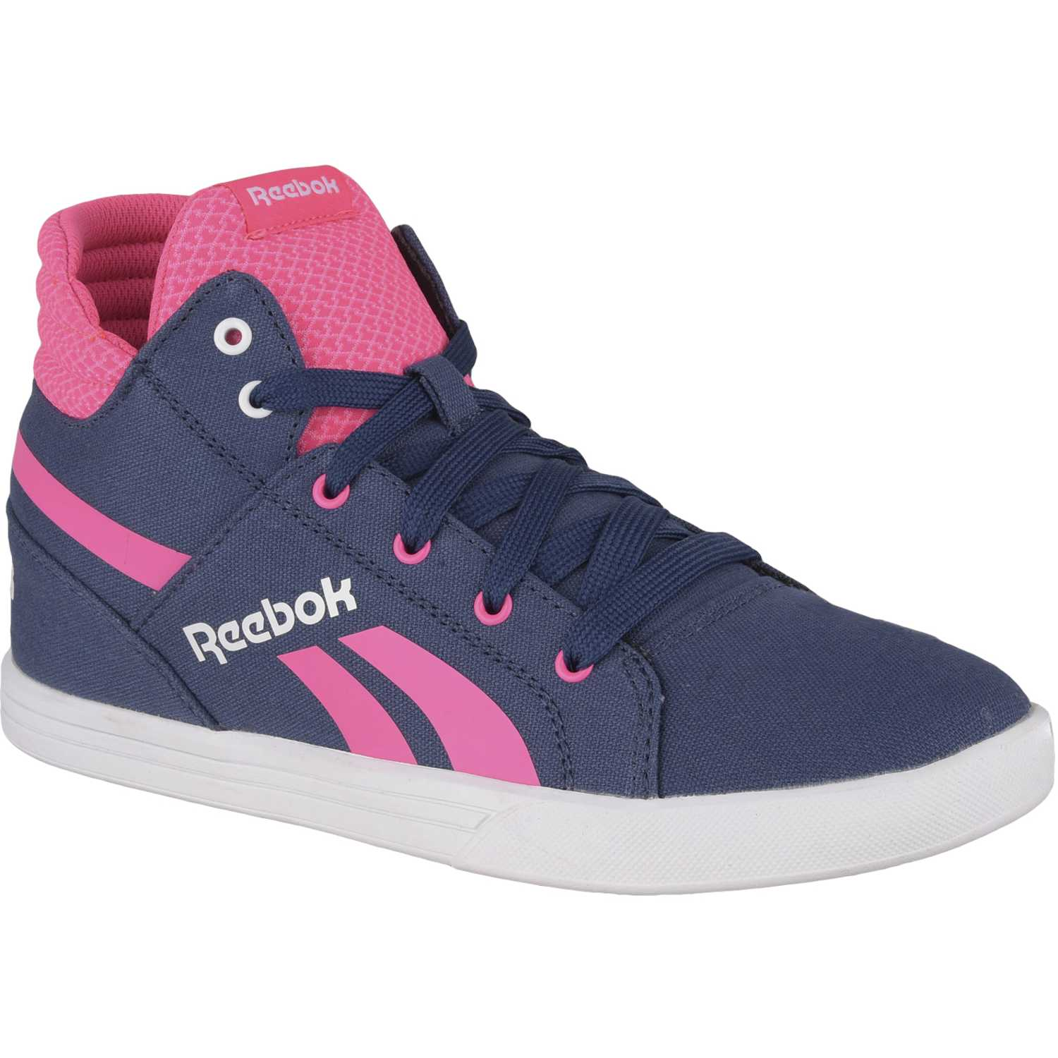 Reebok reebok royal unite Azul / rosado Walking