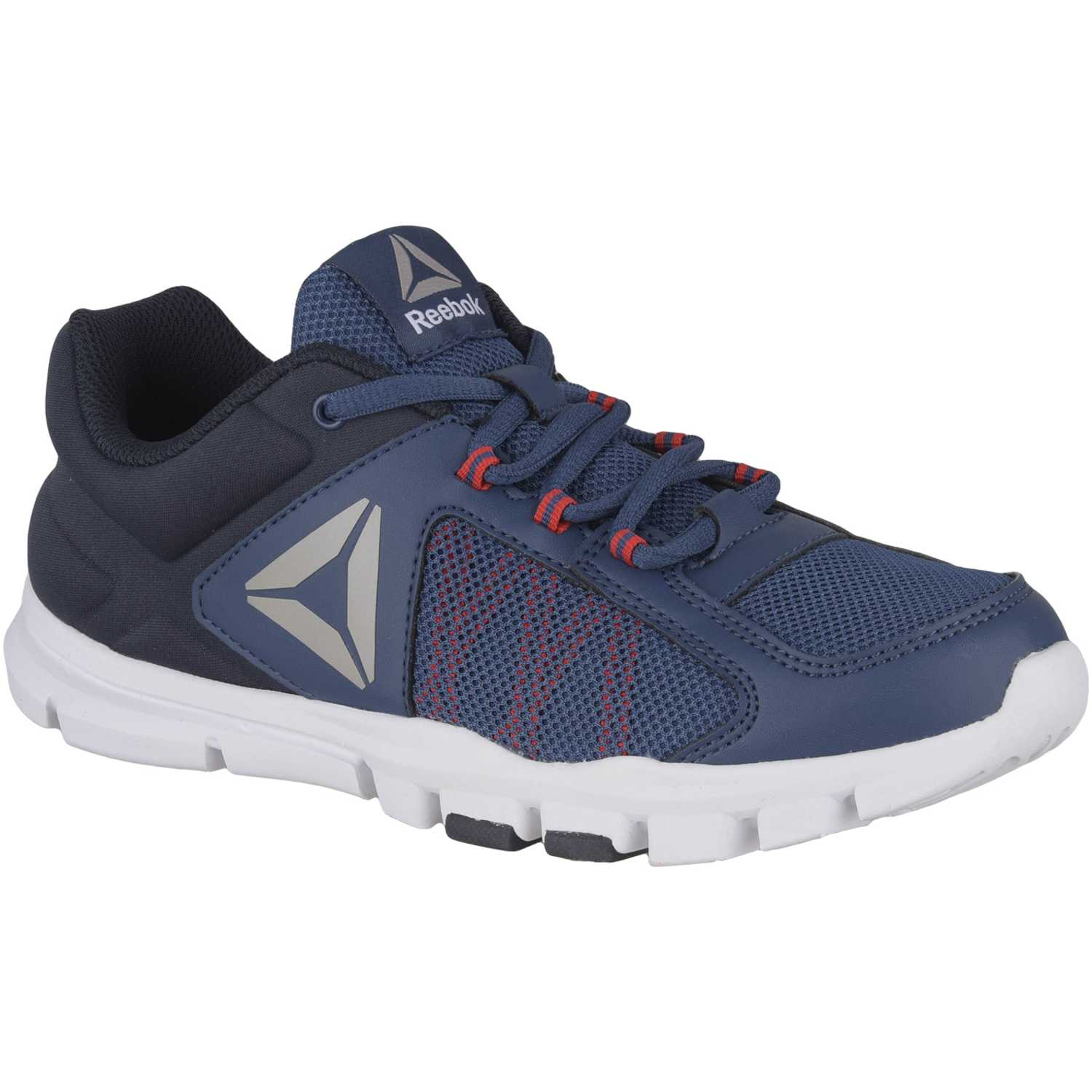 Reebok yourflex train 9.0 Azul / rojo Fitness y Cross-Training