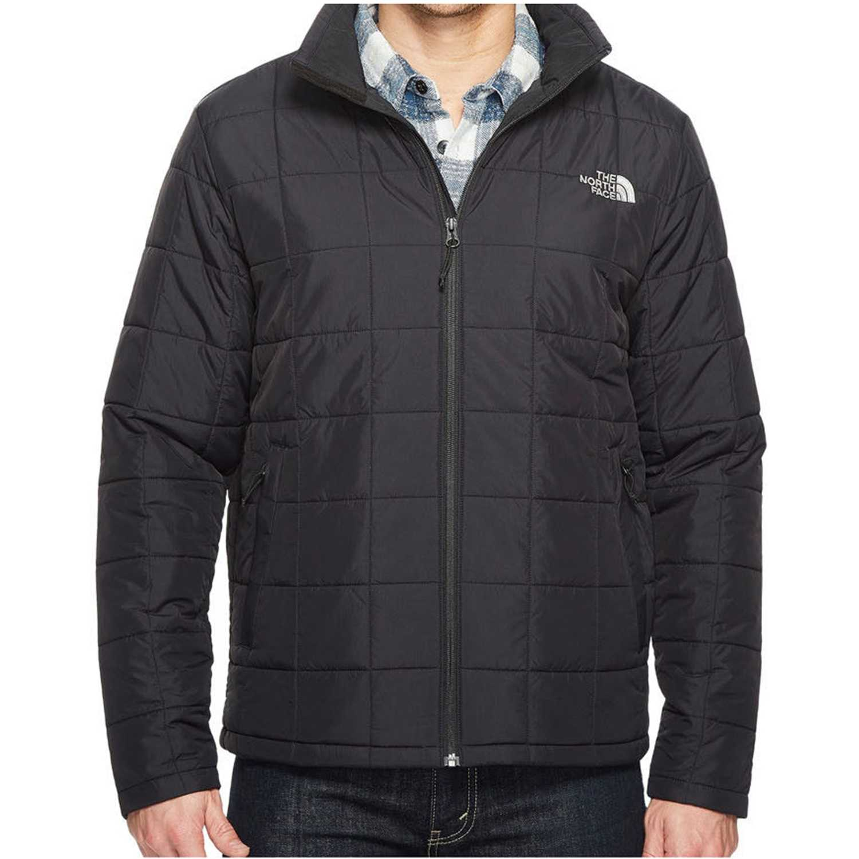Casacas de Hombre The North Face Negro m harway jacket
