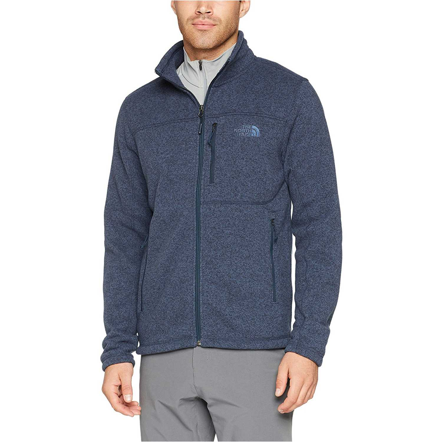 The North Face m gordon lyons full zip Navy Denim