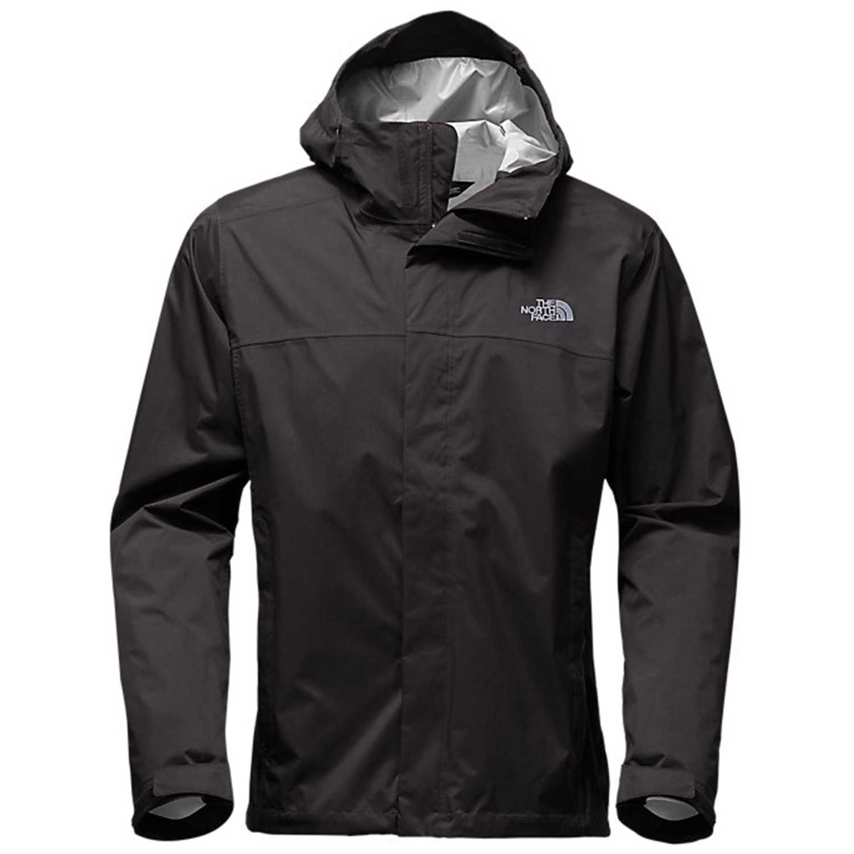 Casacas de Hombre The North Face Negro m venture 2 jacket