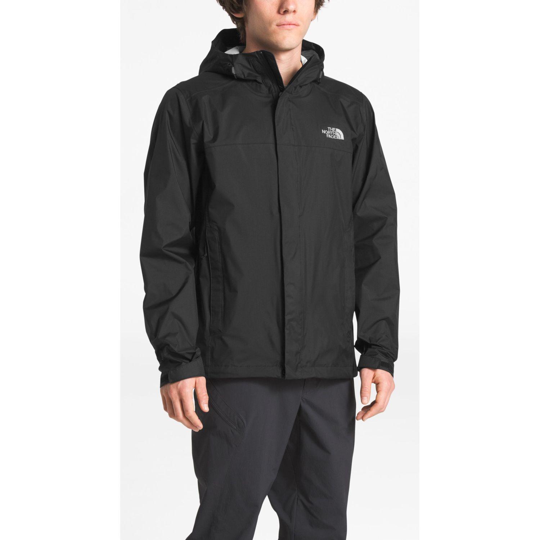 The North Face M Venture 2 Jacket Negro Denim