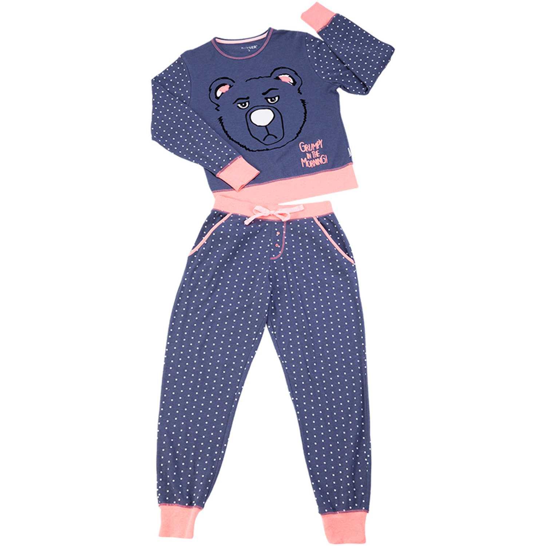 Kayser 60.114 Azul Pijamas y Camisetas de Dormir