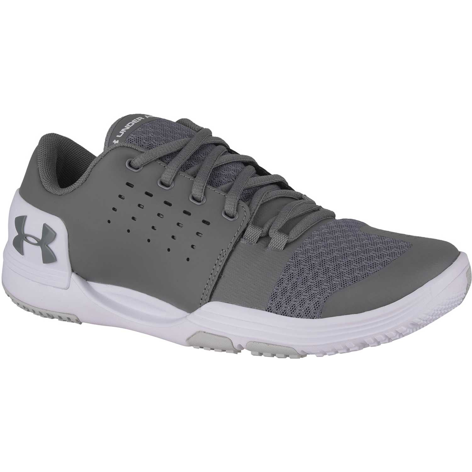 Under Armour ua limitless tr 3.0 Gris / blanco Hombres