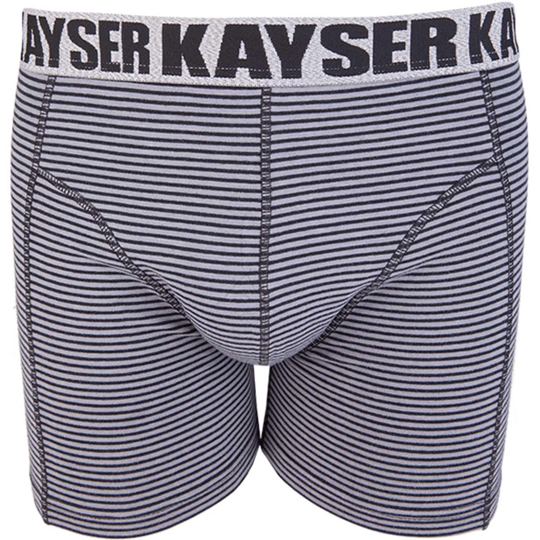 Kayser BOXER COTTON LYCRA 93.132 GRIS Boxers