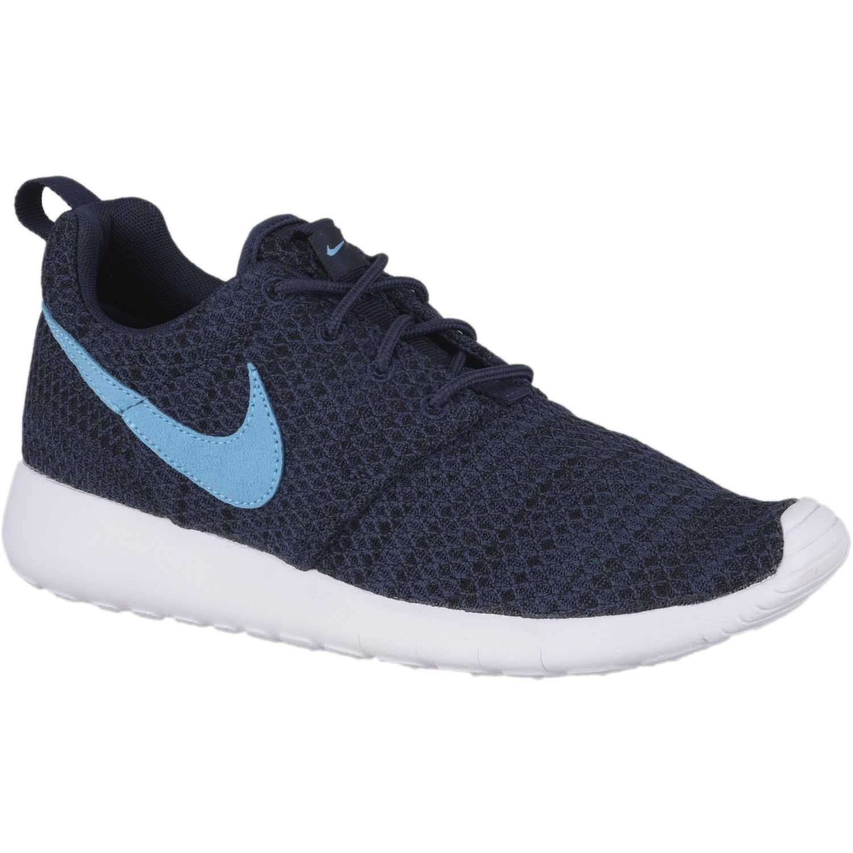 Nike roshe one bg Azul / celeste Walking