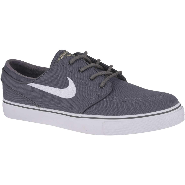Zapatilla de Hombre Nike Gris / blanco zoom stefan janoski cnvs