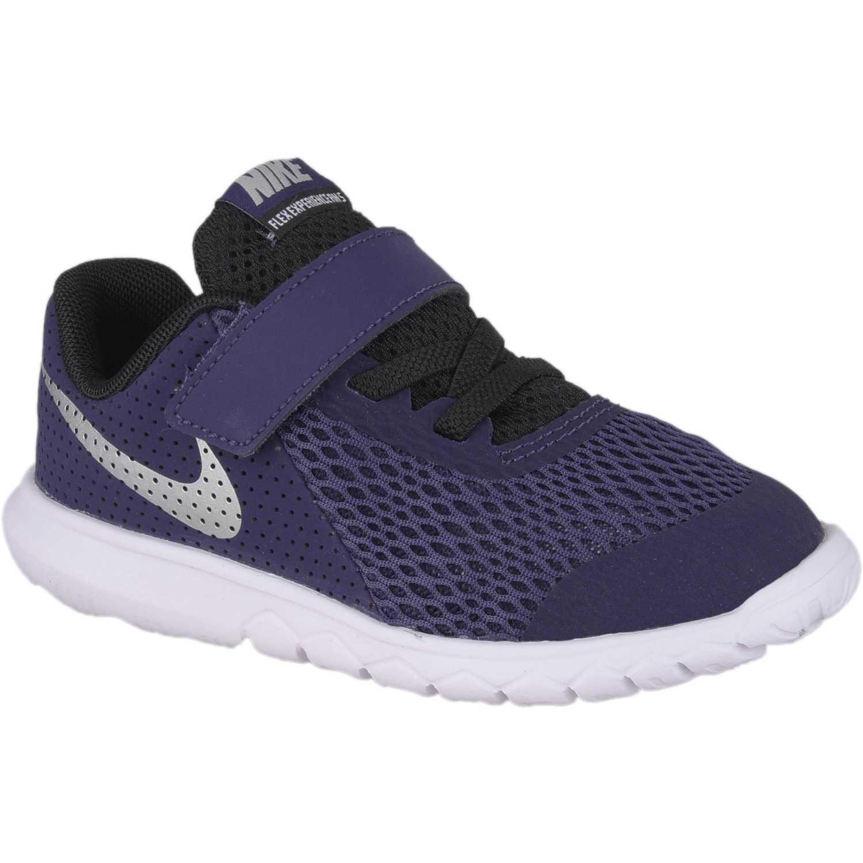 Bolsos de Mujer Nike Morado / blanco nike flex experience 5 gtv