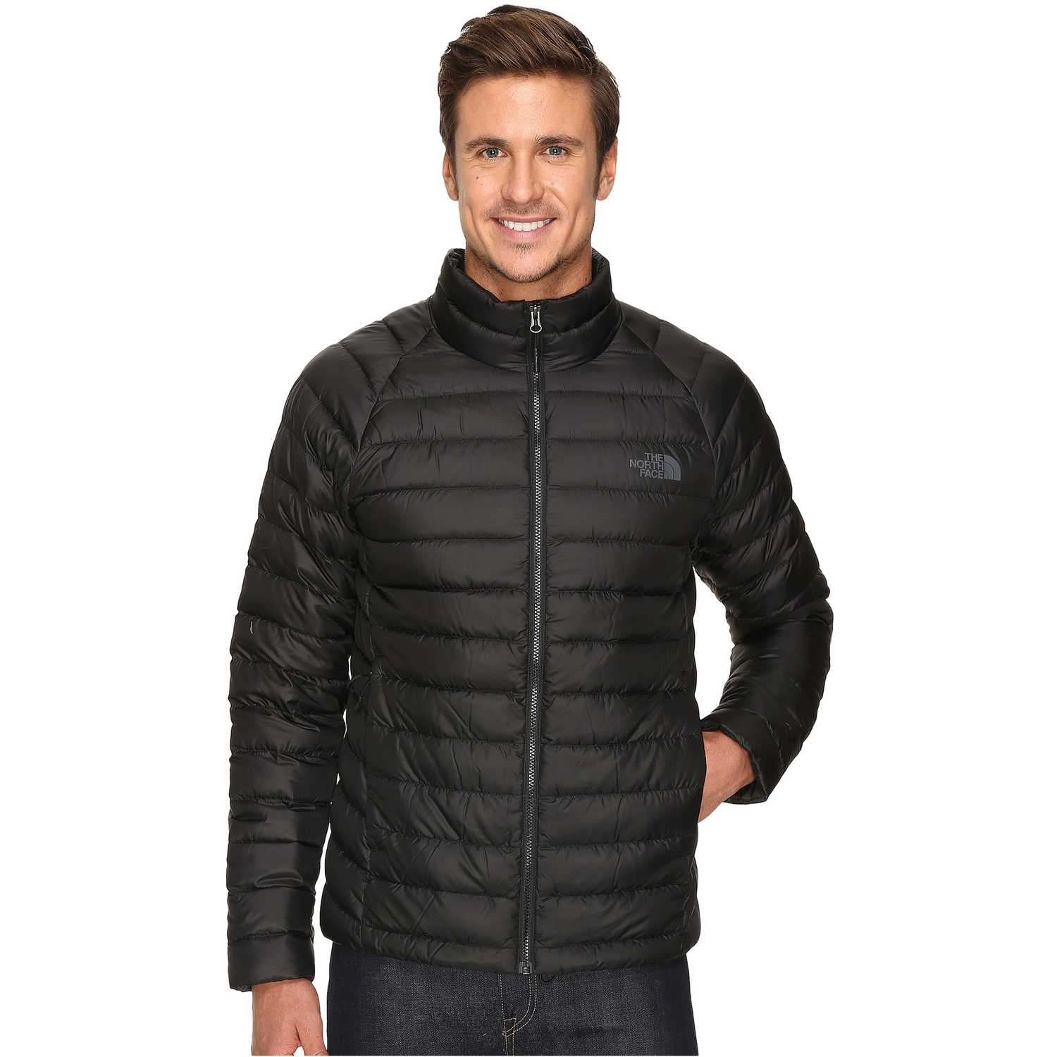The North Face m trevail jacket Negro Plumas y alternos
