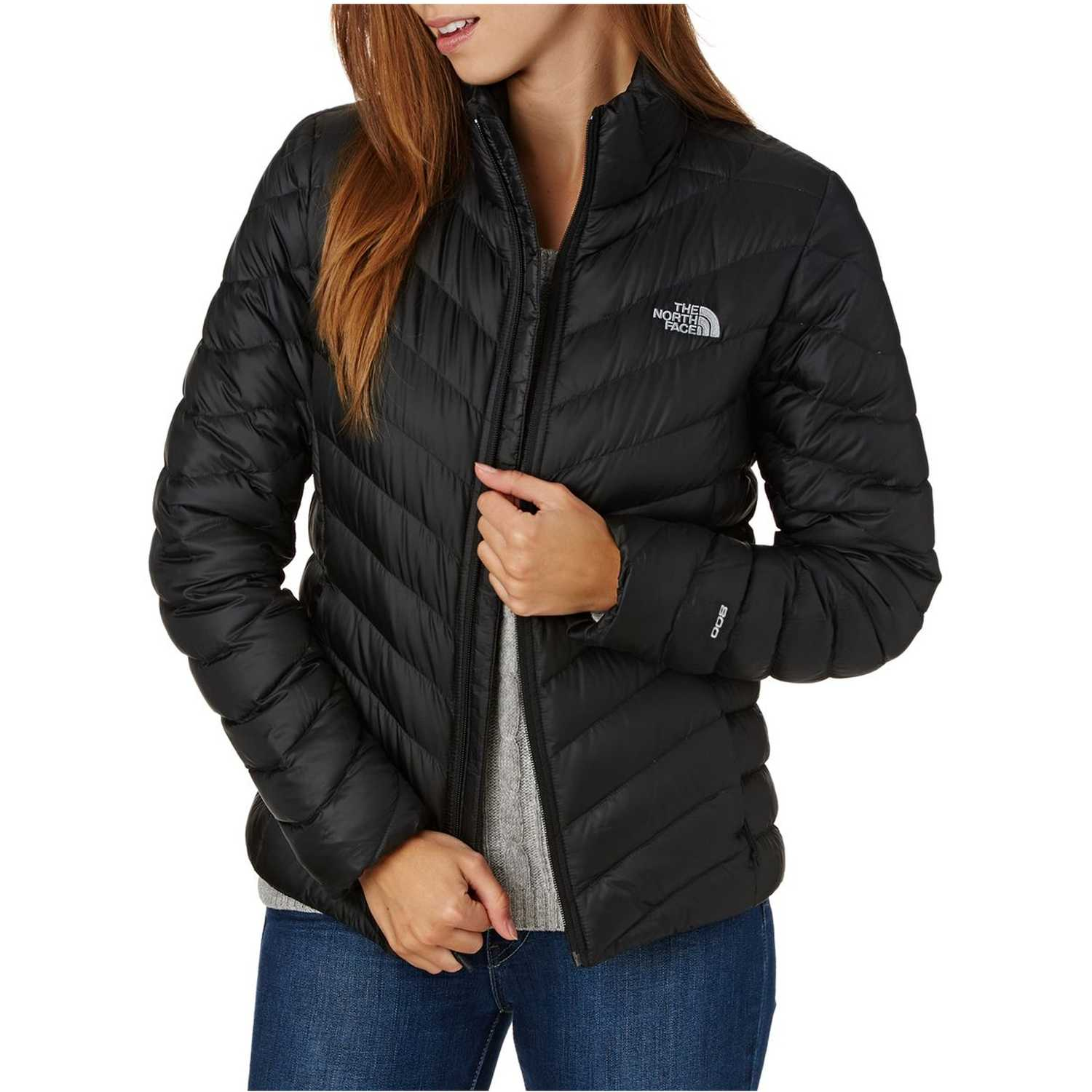 The North Face w trevail jacket Negro |