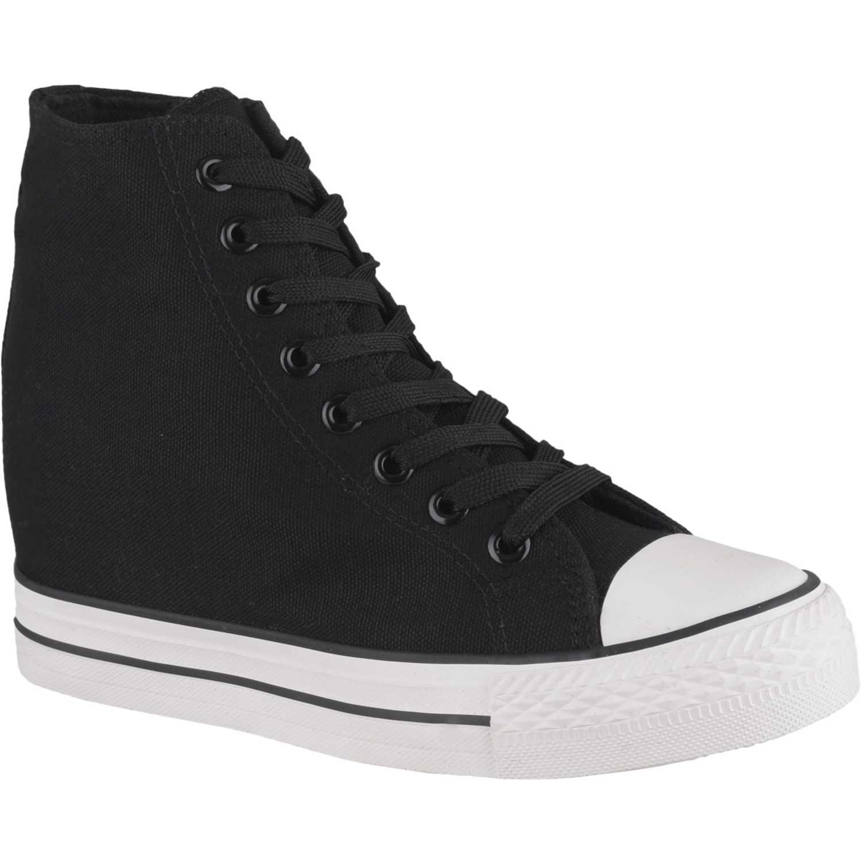 Platanitos zbw 2273 Negro Zapatillas Fashion