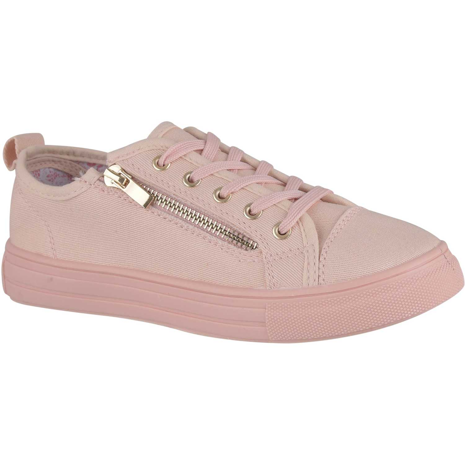 Platanitos zc 28 Rosado Zapatillas Fashion