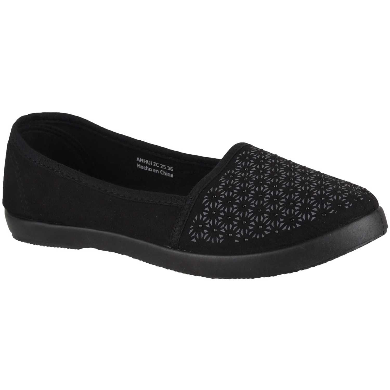 Platanitos zc 25 Negro Zapatillas Fashion