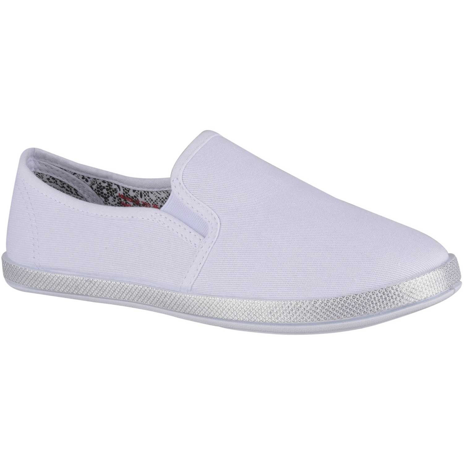 Platanitos zc 733 Blanco Zapatillas Fashion