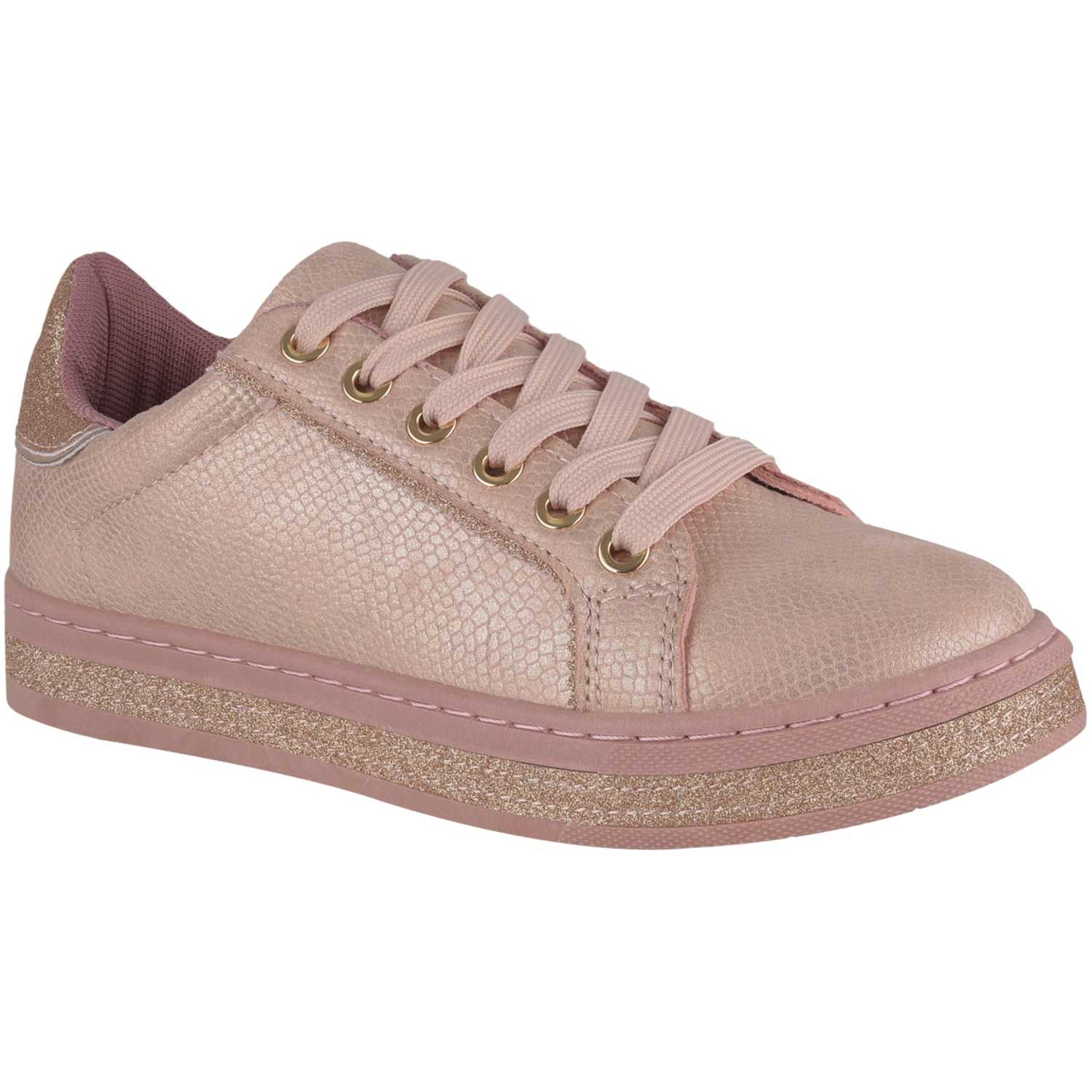 Just4u zc 805 Rosado Zapatillas Fashion