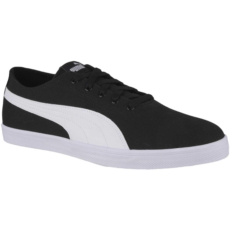 Zapatilla de Hombre Puma Negro / blanco urban