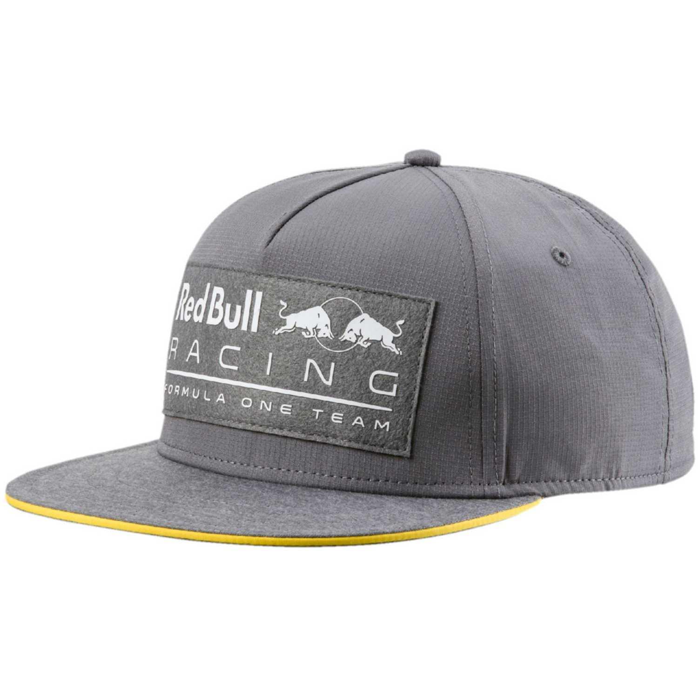 Gorro de Hombre Puma Gris / blanco rbr lifestyle flatbrim cap