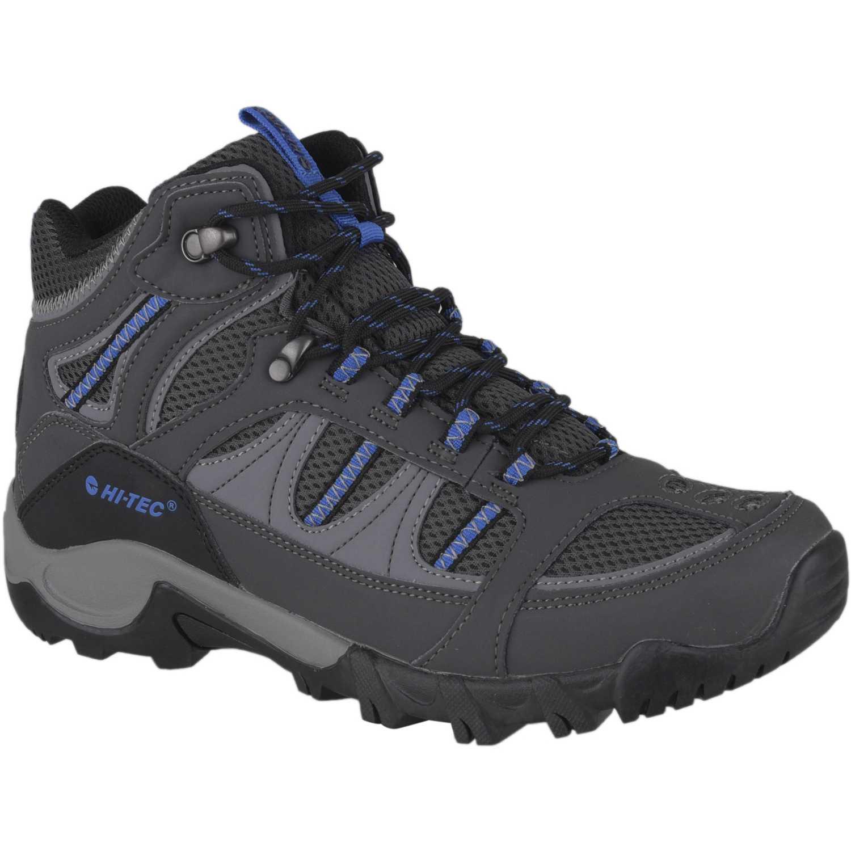 Hi-Tec bryce ii Gris Calzado hiking