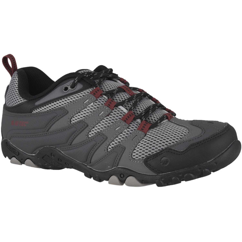 Hi-Tec somersal Gris Calzado hiking