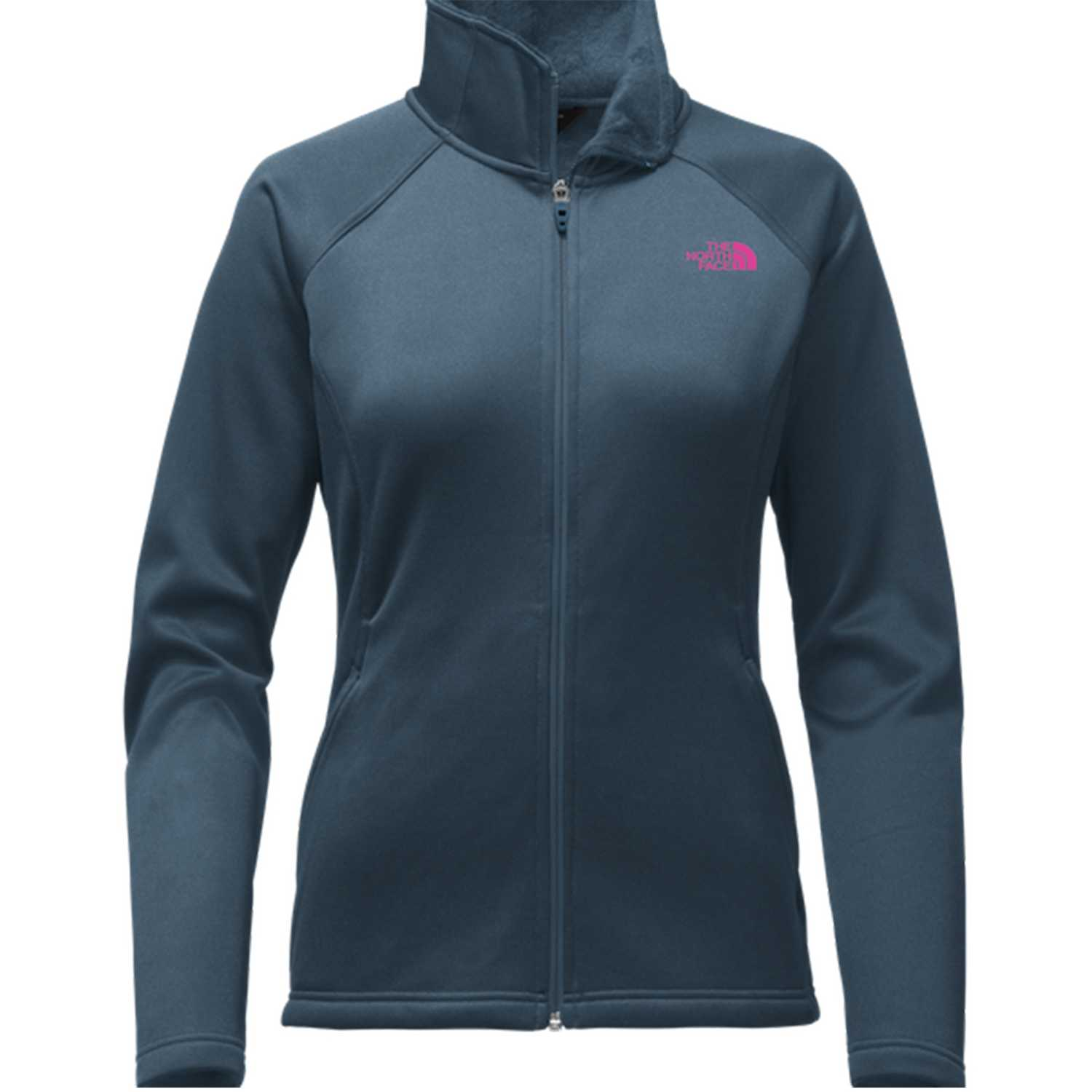 The North Face w agave full zip Acero Pullovers