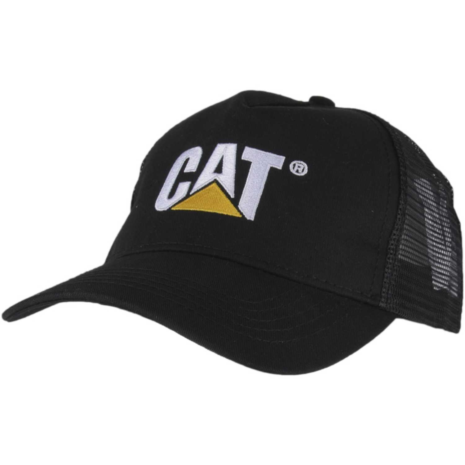CAT Design Mark Mesh Hat Negro Gorras de béisbol