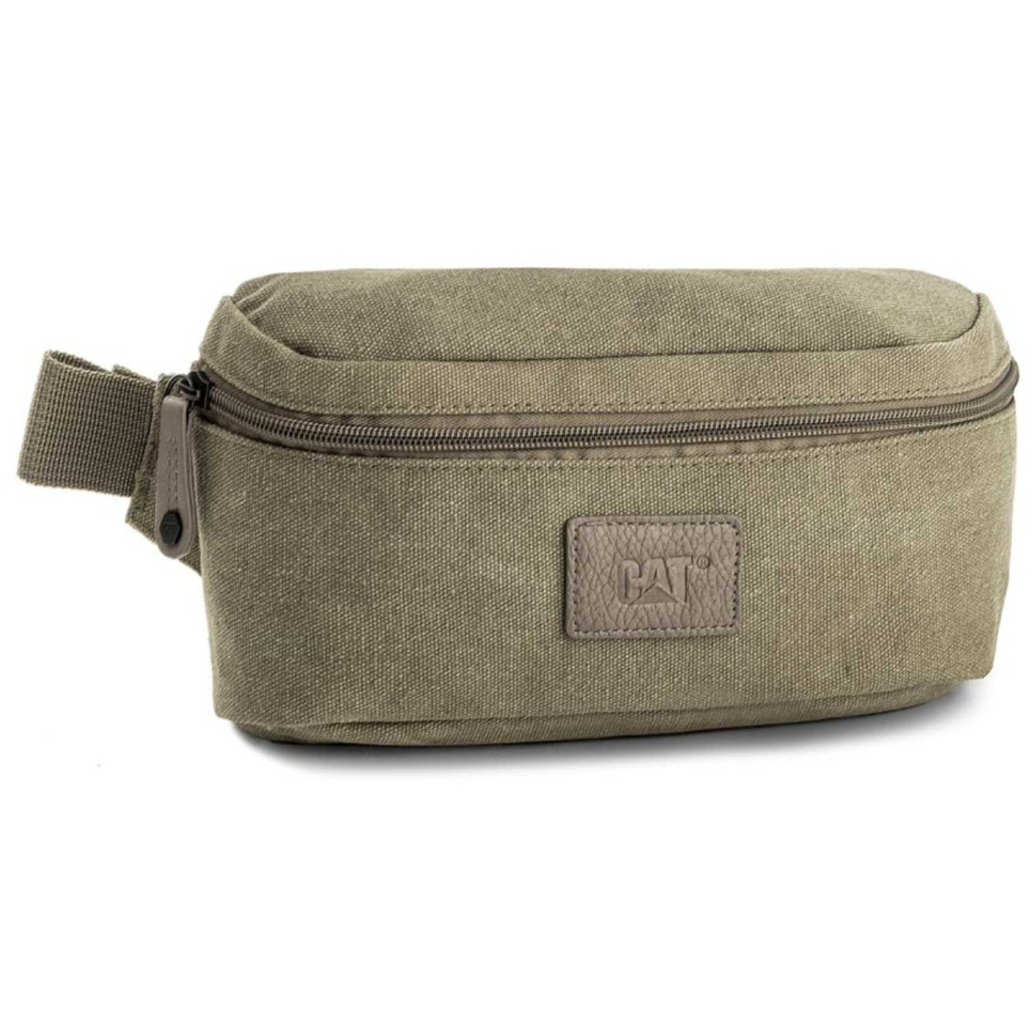CAT waist bag Marrón claro