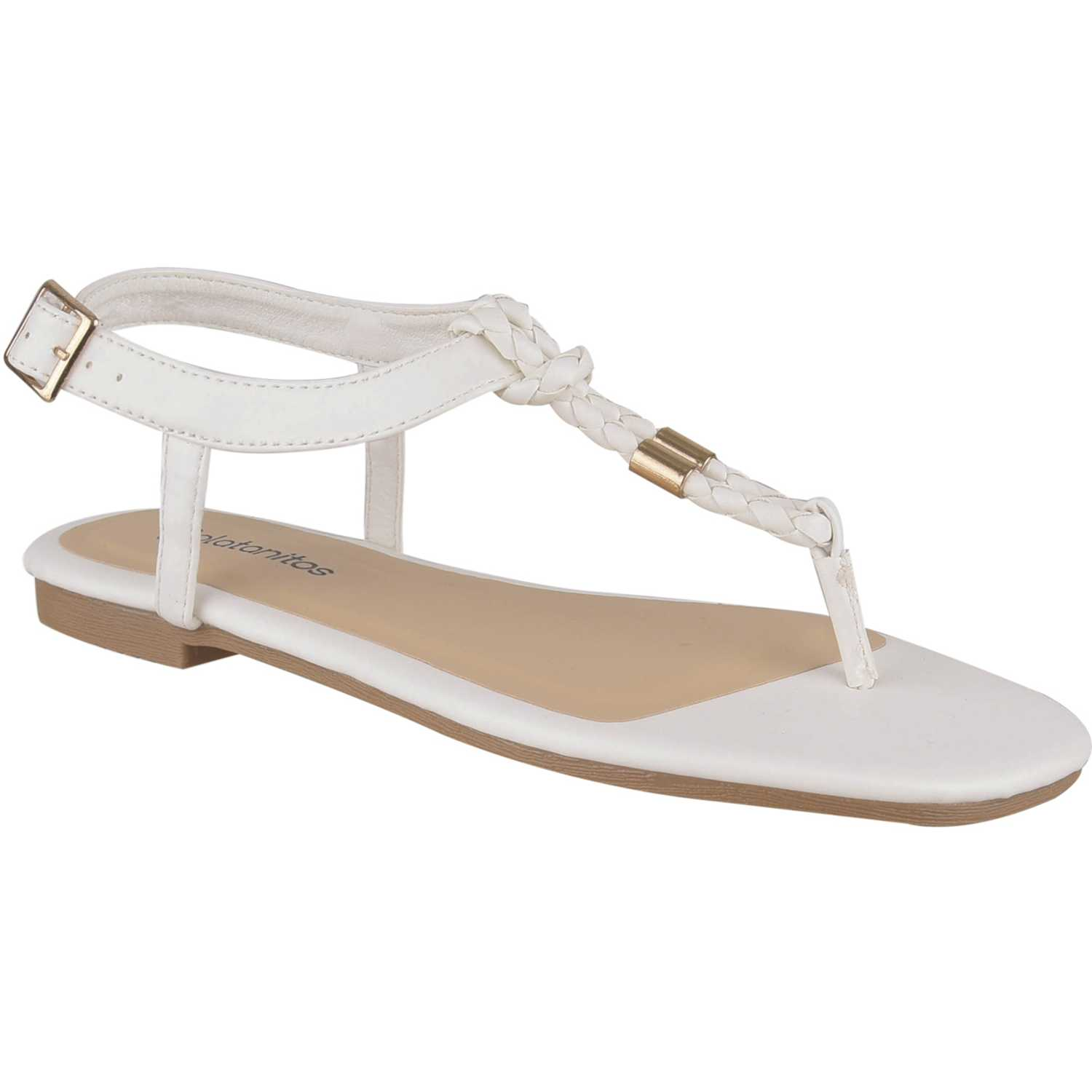Platanitos sf 7138 Blanco Flats