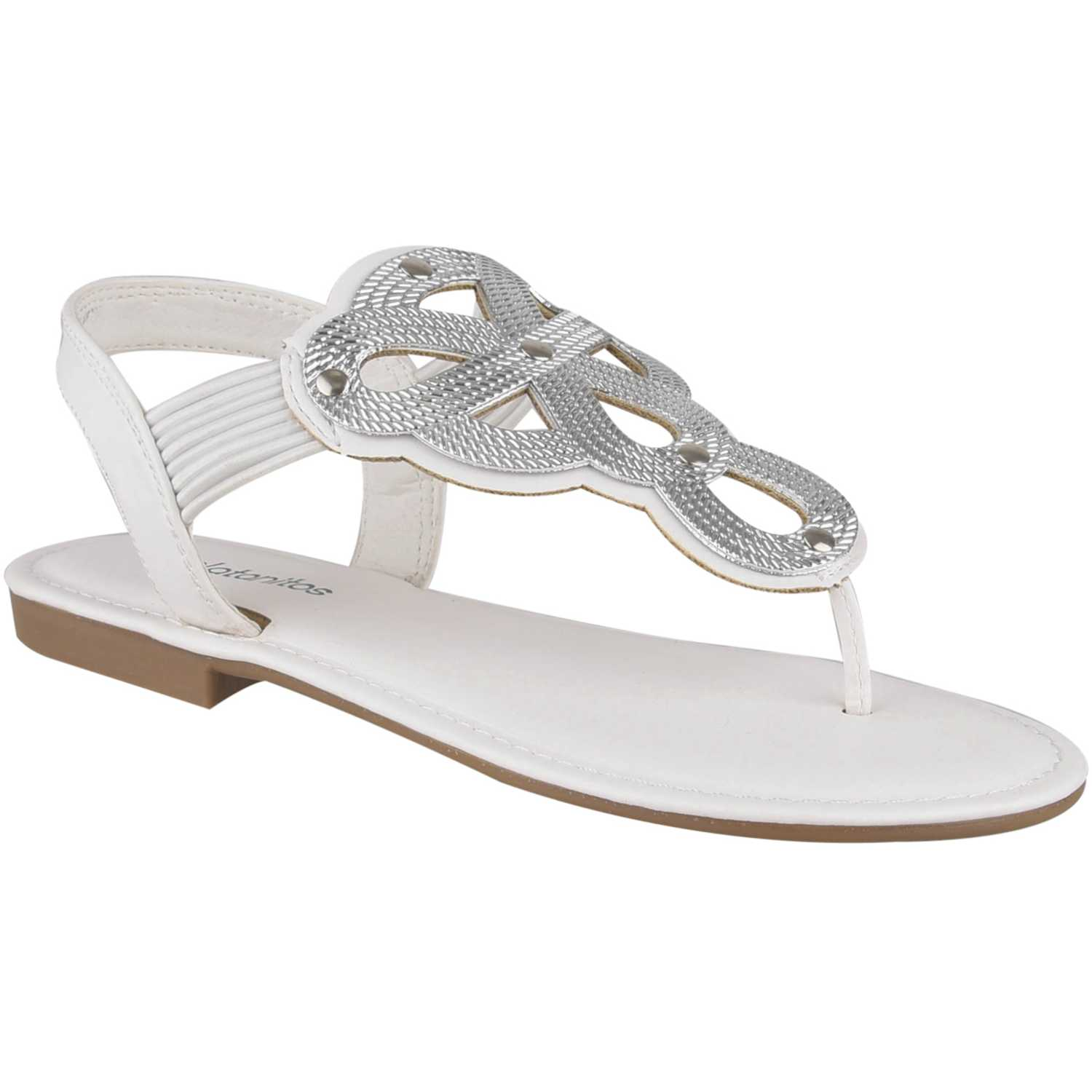 Platanitos Sf 7071 Blanco Flats