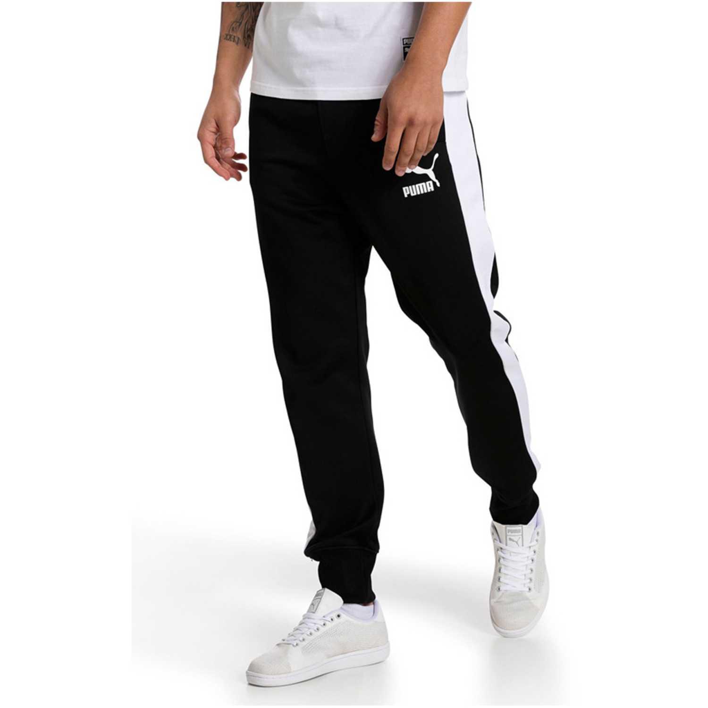 Puma archive t7 track pants Negro blanco Pantalones
