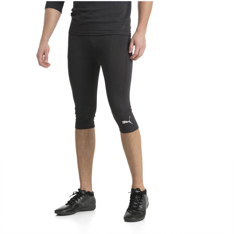 Puma ftblnxt 3/4 tight Negro Pantalones Deportivos