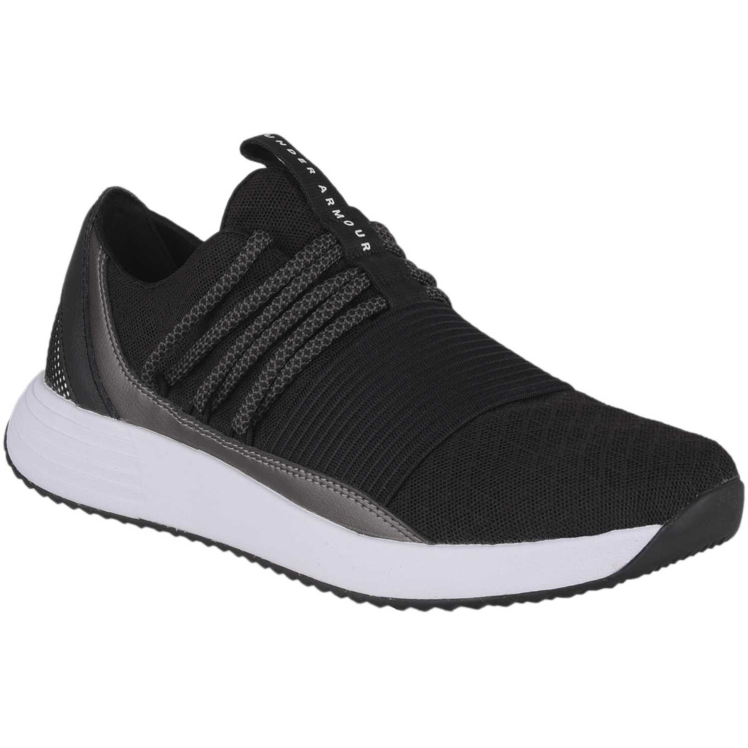 Under Armour UA W Breathe Lace Negro / plomo Mujeres