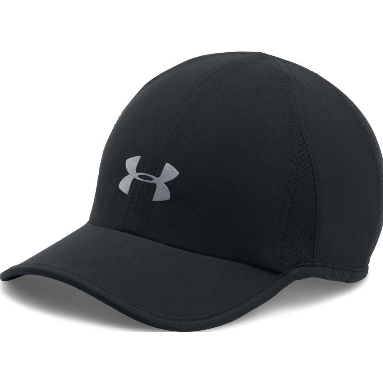Under Armour shadow cap 2.0 Negro / blanco