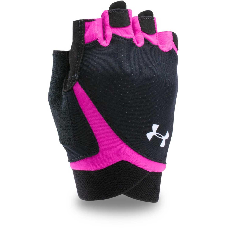 Under Armour women's flux training glove Negro / fucsia Guantes
