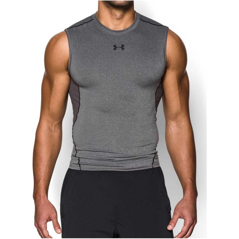 Under Armour Armour Hg Sl T Plomo Camisetas y polos deportivos