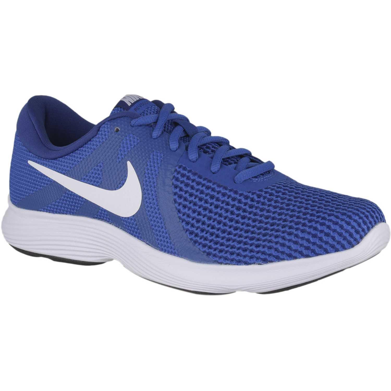 Fiesta de Mujer Nike Azul / blanco nike revolution 4