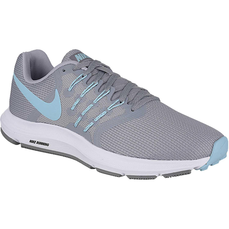 Nike wmns run swift Gris / celeste Running en pista